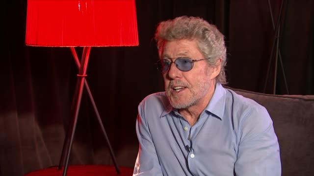 The Who perform at Royal Albert Hall for Teenage Cancer Trust Roger Daltrey interview SOT