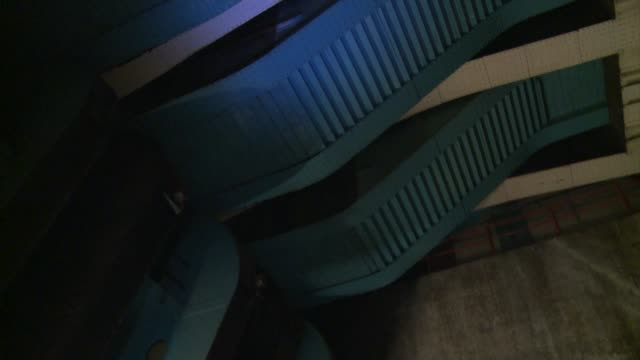 tower bridge 'bascule chambers' to host music concert **sound overlay 'bascule chamber' by ian chambers ** gvs of interior of bascule chamber caverns... - bascule bridge stock videos and b-roll footage