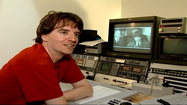 Unseen footage of the Beatles and Beach Boys released John Mulvey interview SOT