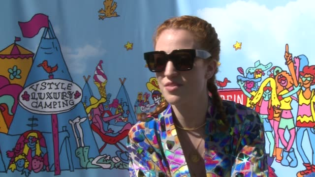 v festival 2015 interviews jess glynne interview sot on album title cry when i laugh on being an emotional person album full of hope on people giving... - album title stock videos and b-roll footage