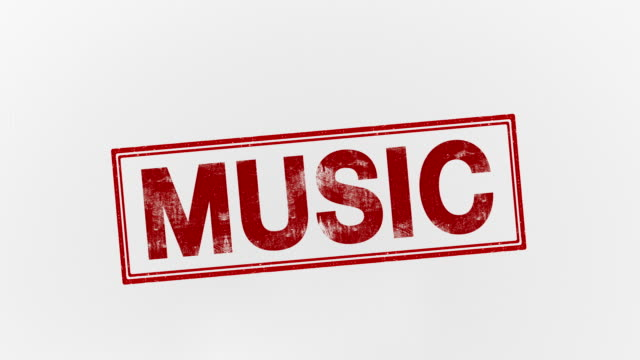 music - seal stamp stock videos & royalty-free footage