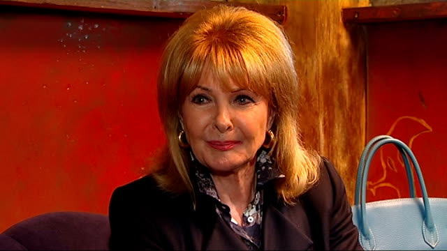 preview of andrew lloyd webber musical stephen ward aldwych theatre mandy ricedavies interview sot stephen was part of the vanguard movement and he... - mandy rice davies stock videos & royalty-free footage