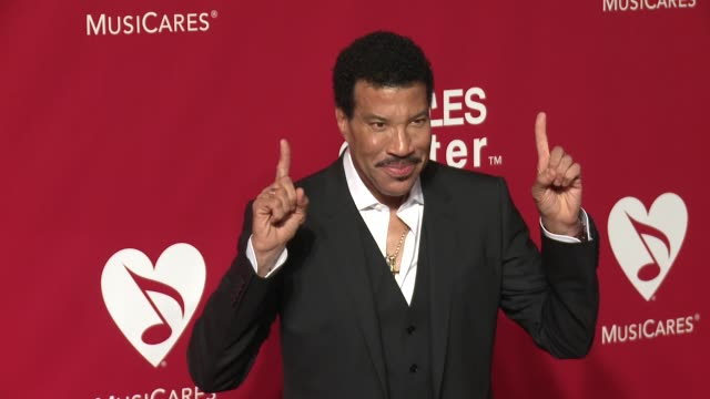 MusiCares Person of The Year Honoring Lionel Richie at Los Angeles Convention Center on February 13 2016 in Los Angeles California