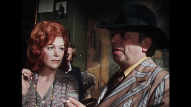 musician and critic george melly talks about the fashion designs of thea porter. - critic stock videos & royalty-free footage