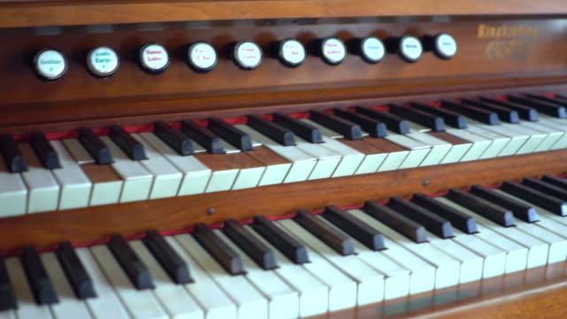 Musician play piano
