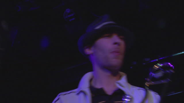 cu la zo ms musician playing trombone on stage, london, england, uk - brass instrument stock videos & royalty-free footage