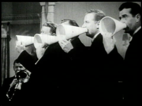 1926 montage musicians and dancers  - 1926 stock videos & royalty-free footage