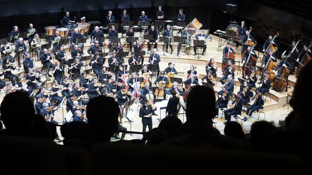 FRA: First Educational Concert For 700 High School Students As Part Of Partnership Between Ile-de-France Region And Paris Philharmonie