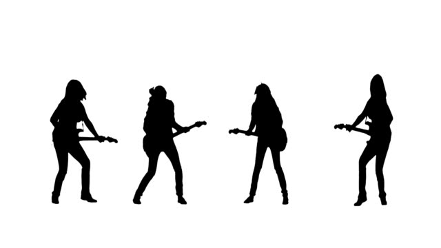 musicians - heavy metal stock videos & royalty-free footage