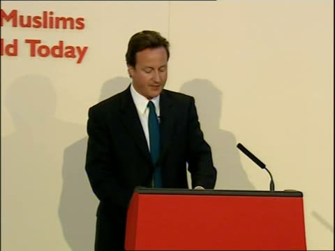 david cameron speech now in a free society we are all allowed our own opinions what's more as individuals we can legitimately challenge the status... - equality now stock videos and b-roll footage