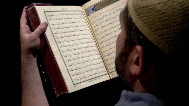 muslim man - ramadan stock videos and b-roll footage