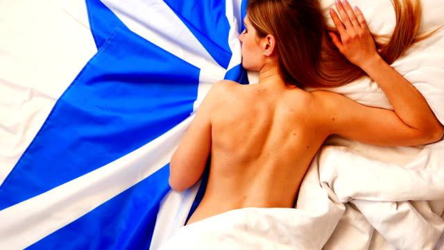 my dream about scotland and freedom - scottish culture stock videos & royalty-free footage