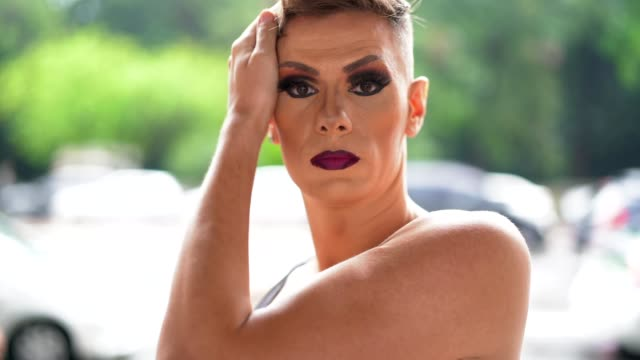 my life is my choice - drag queen stock videos and b-roll footage