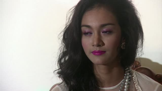 a myanmar beauty queen dethroned for alleged misconduct says she would only return her crown if south korean pageant organisers apologise and denies... - beauty queen stock videos and b-roll footage