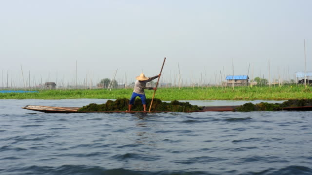 Myanmar - Inle Lake farmer village