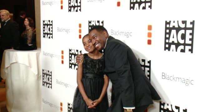 Mykelti Williamson Saniyya Sidney at 67th Annual ACE Eddie Awards in Los Angeles CA