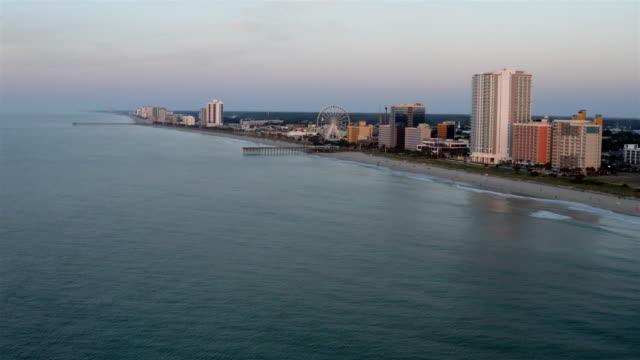 myrtle beach, sc - south carolina stock videos & royalty-free footage