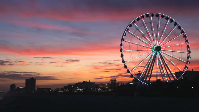 myrtle beach, south carolina - myrtle beach stock videos & royalty-free footage