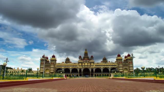 mysore palace time lapse