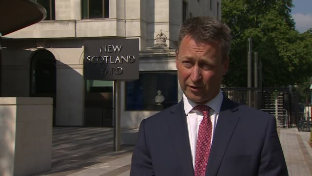 Naa'imur Zakariyah Rahman convicted of plot to behead the Prime Minister ENGLAND London EXT Deputy Assistant Commissioner Dean Haydon interview SOT