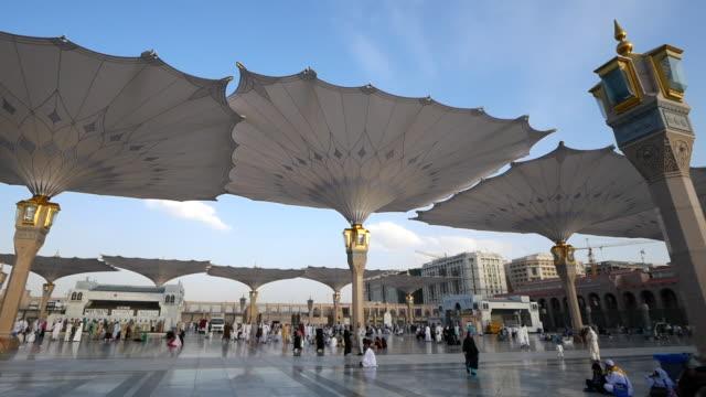 Nabawi Mosque, Medina Saudi Arabia.