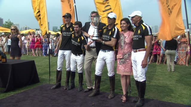 Nacho Figueras at NinthAnnual Veuve Clicquot Polo Classic at Liberty State Park on June 4 2016 in Jersey City New Jersey