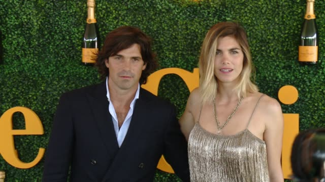 nacho figueras at will rogers state historic park on october 15 2016 in pacific palisades california - pacific palisades stock videos & royalty-free footage