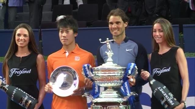 Nadal wins Godo's final