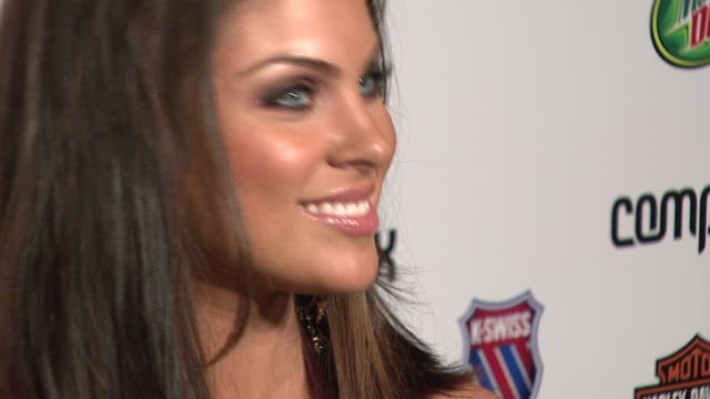 stockvideo's en b-roll-footage met nadia bjorlin at the 5th anniversary of complex magazine hosted by travis barker at area in west hollywood california on april 10 2007 - travis barker