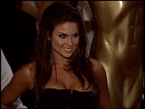 Nadia Bjorlin at the World Music Awards 2005 at the Kodak Theatre in Hollywood California on August 31 2005