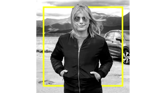 Nadja Uhl during the Volkswagen TCross Driving Experience on April 29 2019 in Bastia on the island of Corsica France