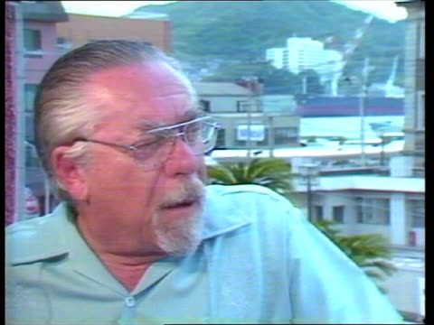 japan nagasaki cms jacob beser beser bombcrew member who was present at both bombing of hiroshima and nagasaki intvw sof i would freely admit my job... - anniversary stock videos & royalty-free footage