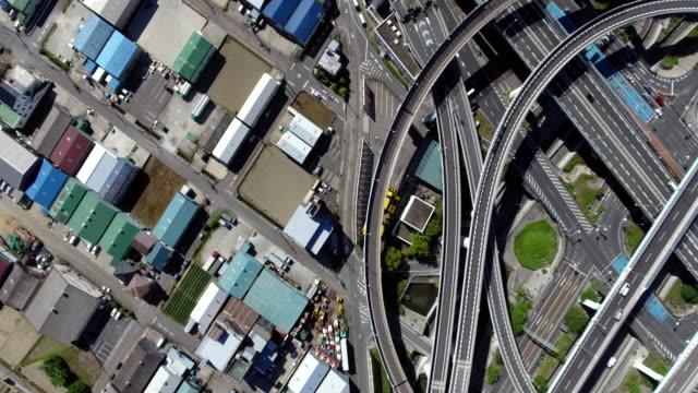 nagoya ring road - 高速道路点の映像素材/bロール