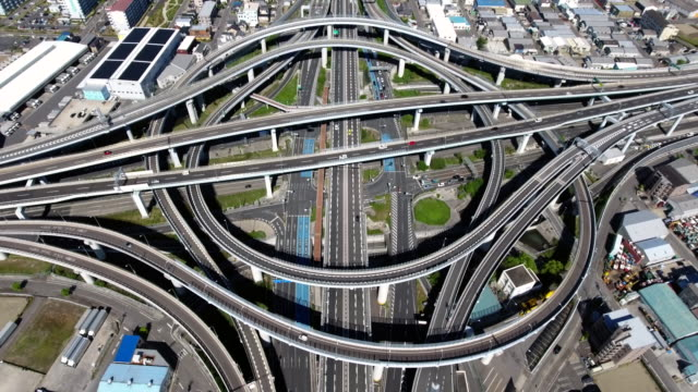 nagoya ring road - motorway stock videos & royalty-free footage
