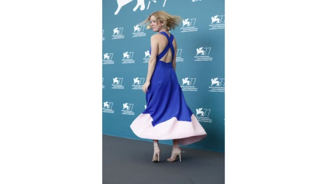 venice italy september 10 naian gonzález norvind attends the photocall of the movie nuevo orden at the 77th venice film festival on september 10 2020... - gif stock videos & royalty-free footage