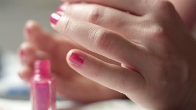 Peinture ongles