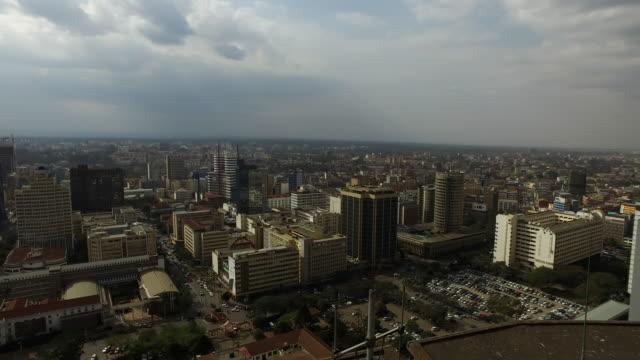 nairobi kenya - stadtzentrum - nairobi stock videos and b-roll footage