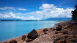 Nam Ngum Lake Time Lapse