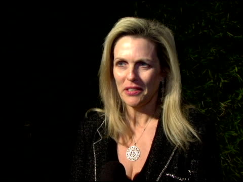 nancy davis on her son brandon's involvement with replay at the celebration of the los angeles replay store opening at falcon in los angeles,... - ナンシー デイヴィス点の映像素材/bロール
