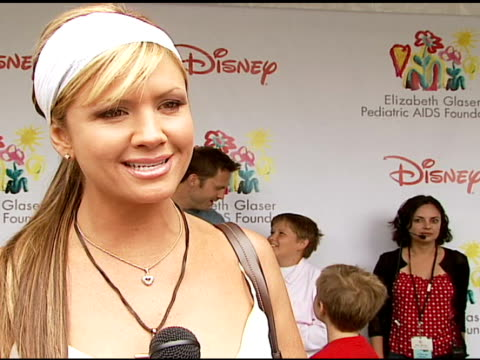 Nancy O'Dell on being at the event on how and why she got involved with and supports the Foundation what makes the 'Time For Heroes' carnival special...