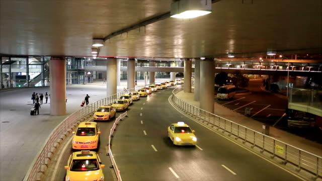 nanjing lukou international airport - parking stock videos & royalty-free footage