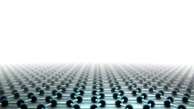 Nanotube conducting electricity
