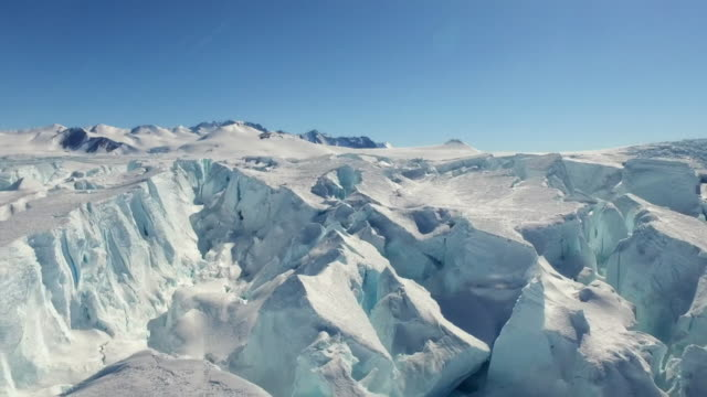 nansen fjord in antarctica collapse - collapsing stock videos and b-roll footage