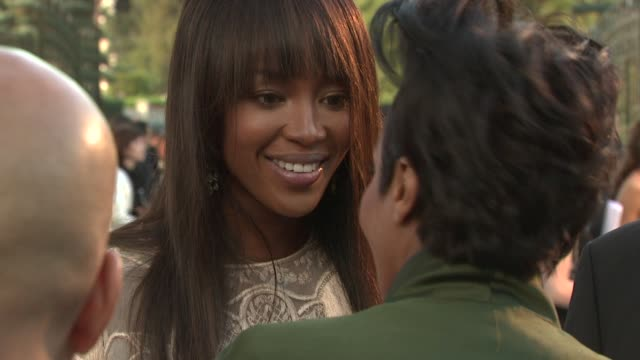 stockvideo's en b-roll-footage met naomi campbell at the amfar gala red carpet arrivals 64th cannes film festival at antibes - naomi campbell