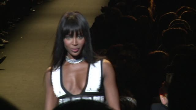 naomi campbell hosts a fashion for relief event to raise money for the fight against ebola - rosario dawson stock videos and b-roll footage