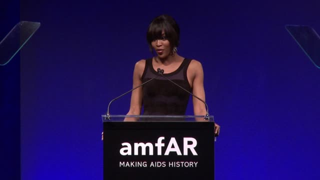 speech naomi campbell on her first attendance at an amfar event at cannes and her belly button ring being up for auction on how much money has been... - belly button stock videos and b-roll footage