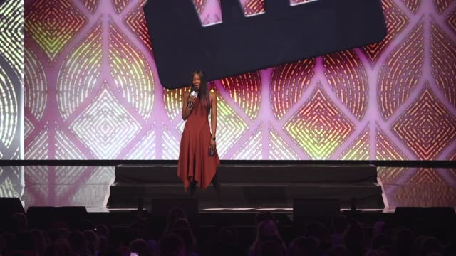 naomi campbell's speech at we day uk on march 06 2019 in london united kingdom - naomi campbell stock videos & royalty-free footage