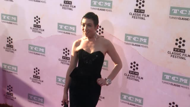 naomi grossman at the 50th anniversary screening of the sound of music at tcl chinese theatre imax on march 26 2015 in hollywood california - tcl chinese theatre stock videos & royalty-free footage