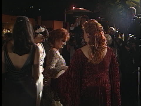 Naomi Judd at the Academy Awards 98 Vanity Fair Party at Mortons West Hollywood in West Hollywood CA