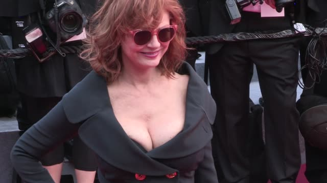 Naomi Watts and the super sexy Susan Sarandon and more on the red carpet for the Premiere of Money Monster at the Cannes Film Festival 2016 Thursday...
